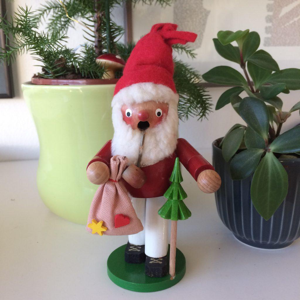 Rauchman røgmand nisse julepynt finurligefund