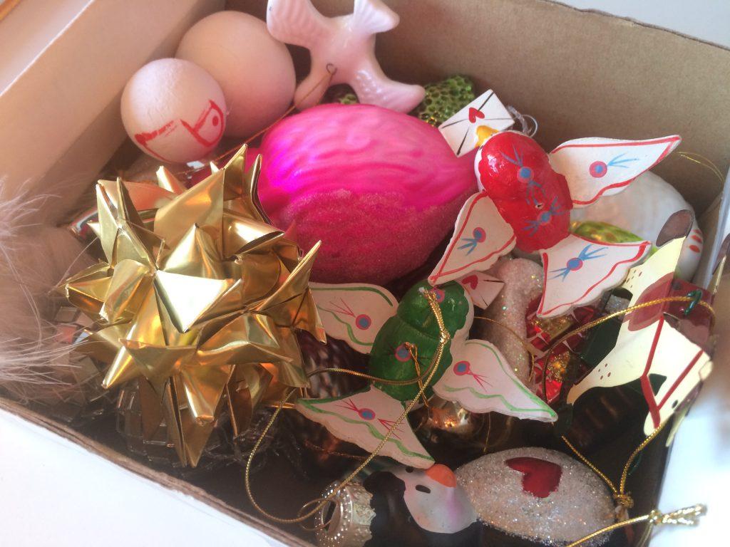 juletræspynt dallevalle brevduer finurligefund