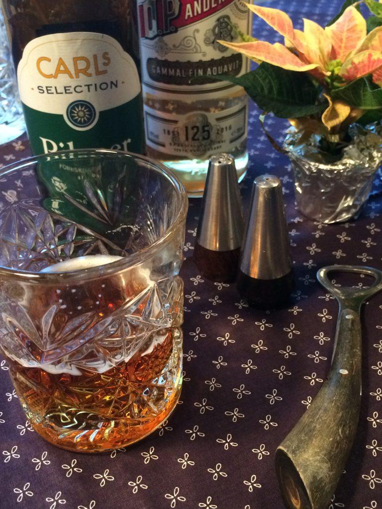 Julefrokost frokostbord julebord borddækning finurligefund