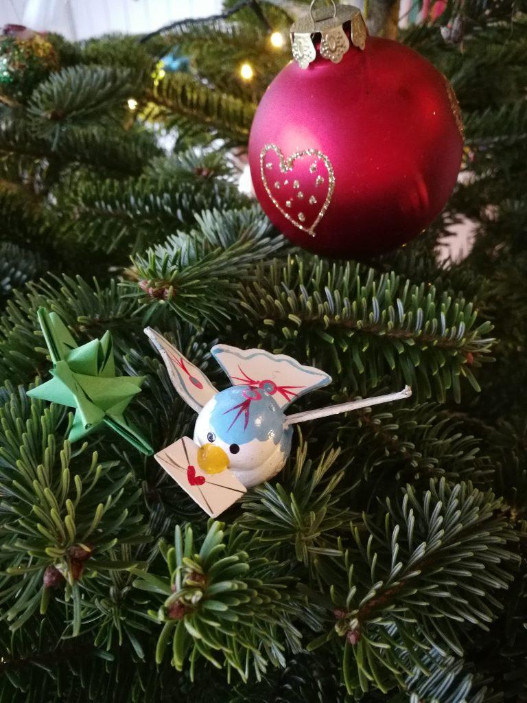 glædelig jul juletræ retrojul finurlige fund