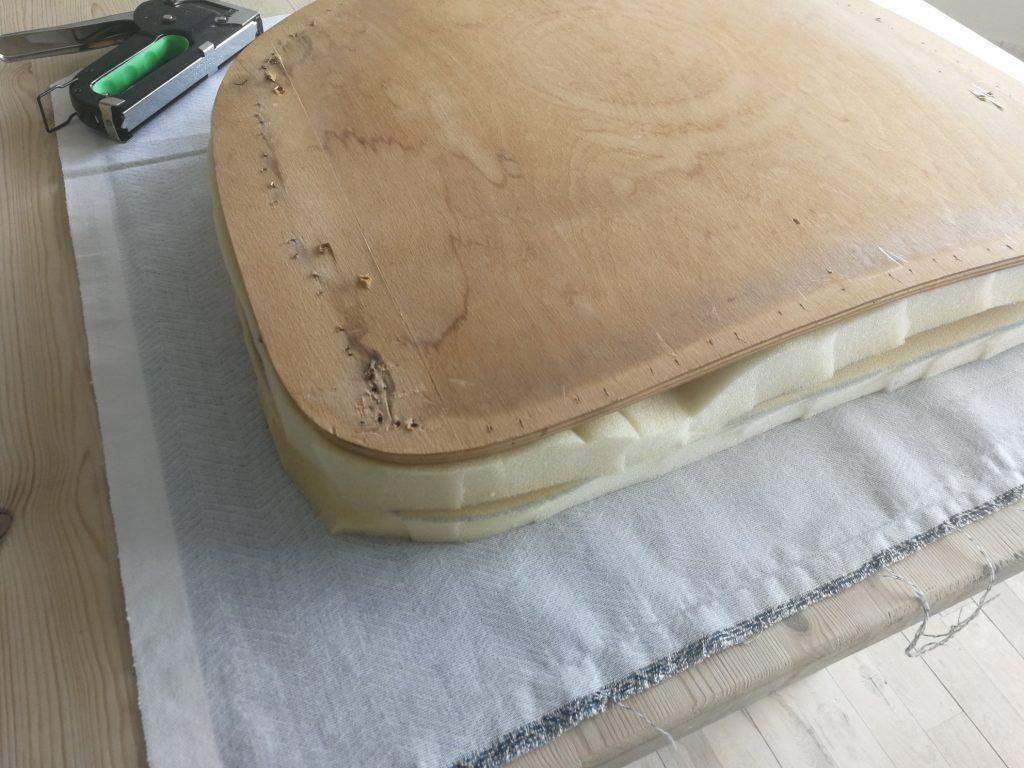 spisebordsstol genbrug upcycling loppefund finurligefund